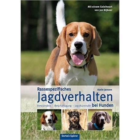 """Buch: """"Ressespezifisches Jagdverhalten"""""""