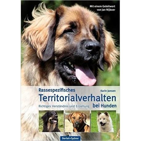 """Buch: """"Rassespezifisches Territorialverhalten bei Hunden"""""""