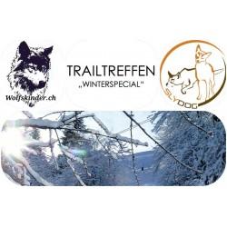 """Trailtreffen """"Winterspecial"""" 04.02.2018 (Melchnau)"""