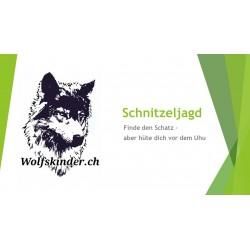 Workshop Schnitzeljagd (07.04.2018)