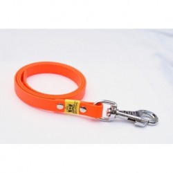 Biothane Leine 5m/12mm orange